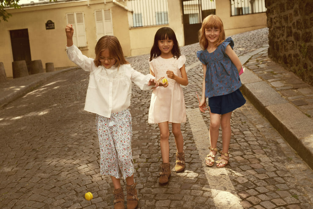 Sold at top kids fashion retailers around the world Chloe is now available at Net-a-Porter too