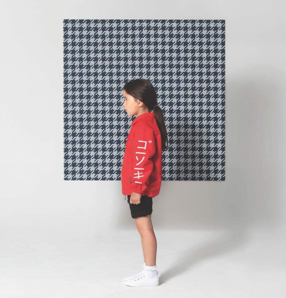 Sports style look at Go Soaky, the rainwear choice for cool kids