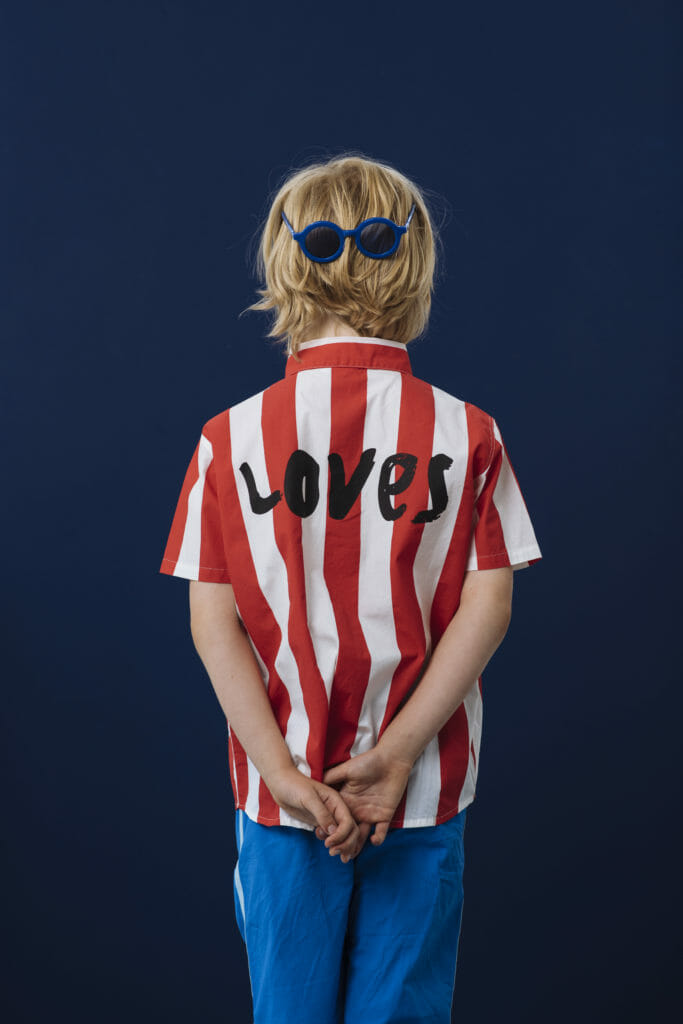 Cool Brit kids fashion by Beau Loves for SS19