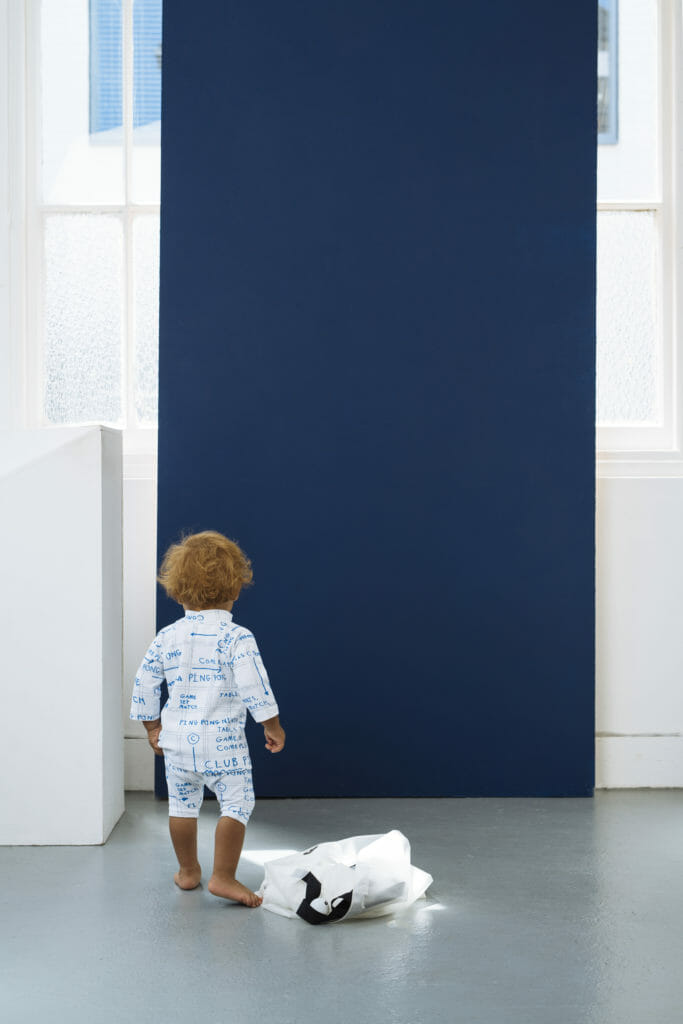 A new mini collection is inspired by Beau's little sibling Knox