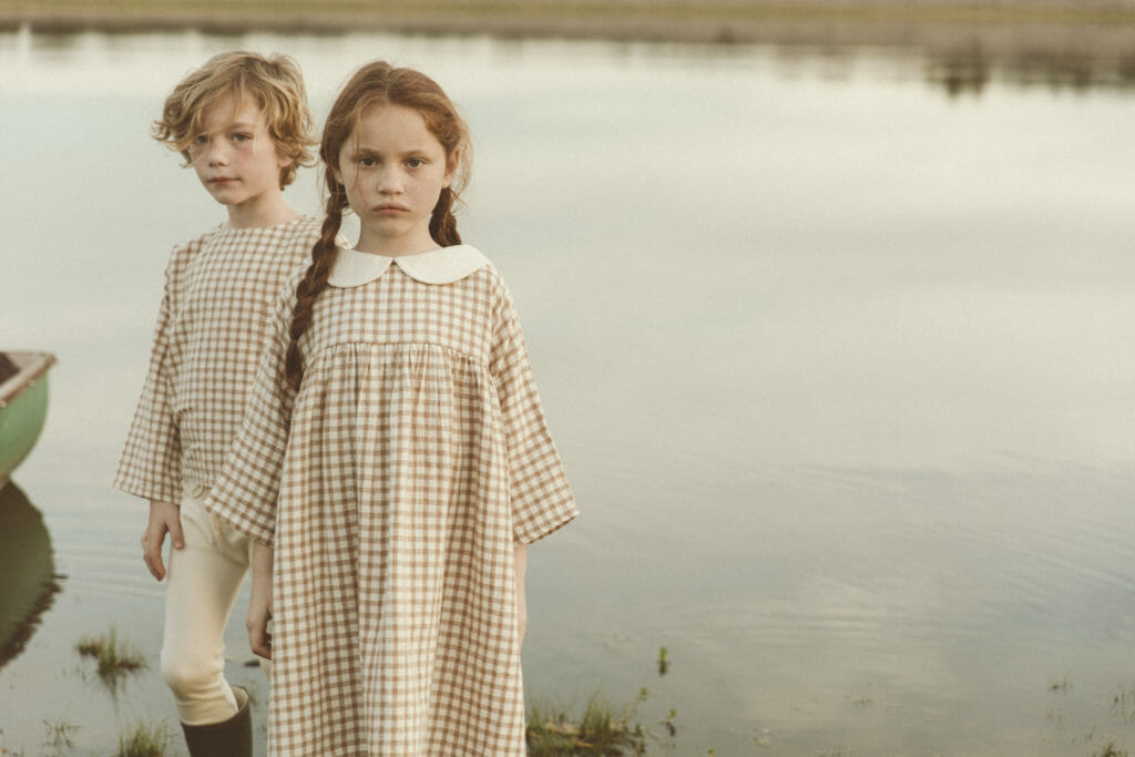 Organic kids fashion by Liilu from Germany for FW19