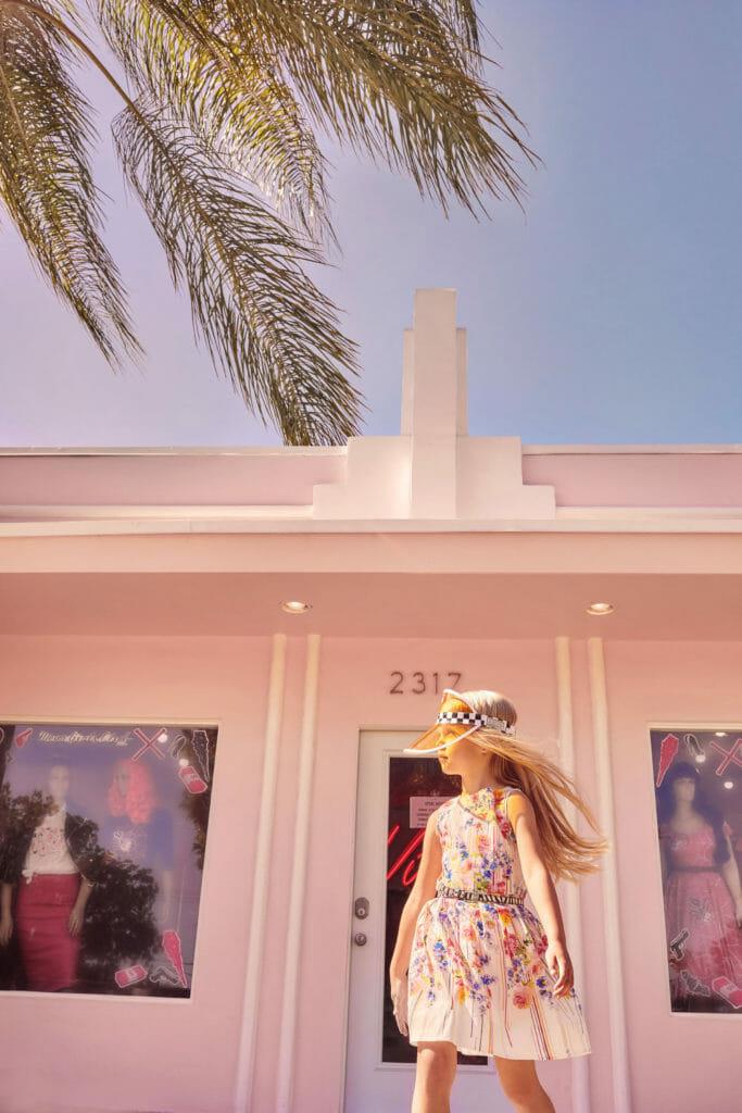 Fine florals from Simonetta summer 2019 girls fashion