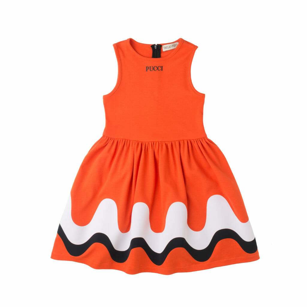 Emilio Pucci junior summer style for 2020 kids fashion