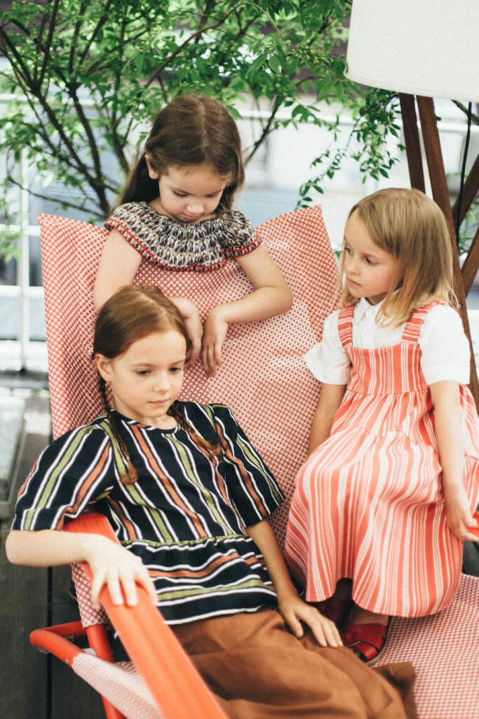 Styles for SS20 from Paade Mode kids fashion cover the casual as well as dressed up