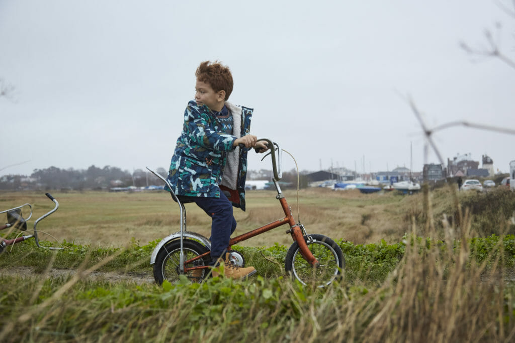 Due to customer demand boyswear is now a key part of the Velveteen collection for kids