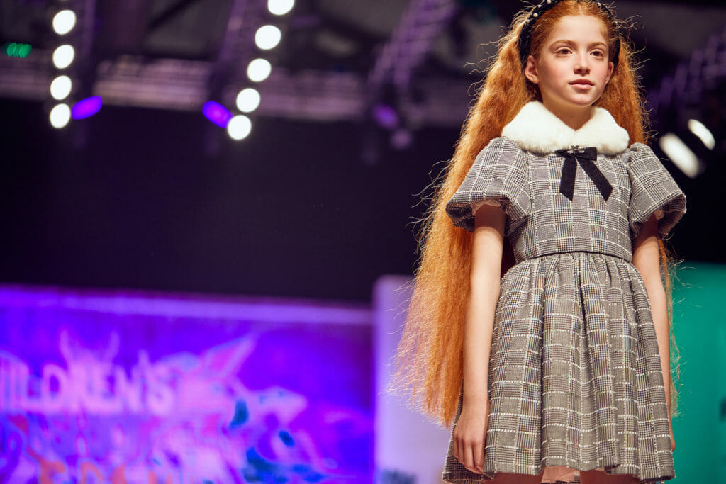 Abel & Lula and the most incredible hair with fashion for fall/winter 2020