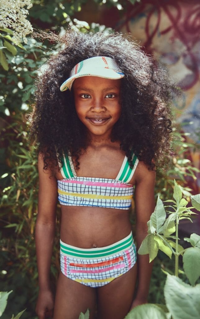 Noe & Zoe have a strong kids swimwear collection for summer 2020