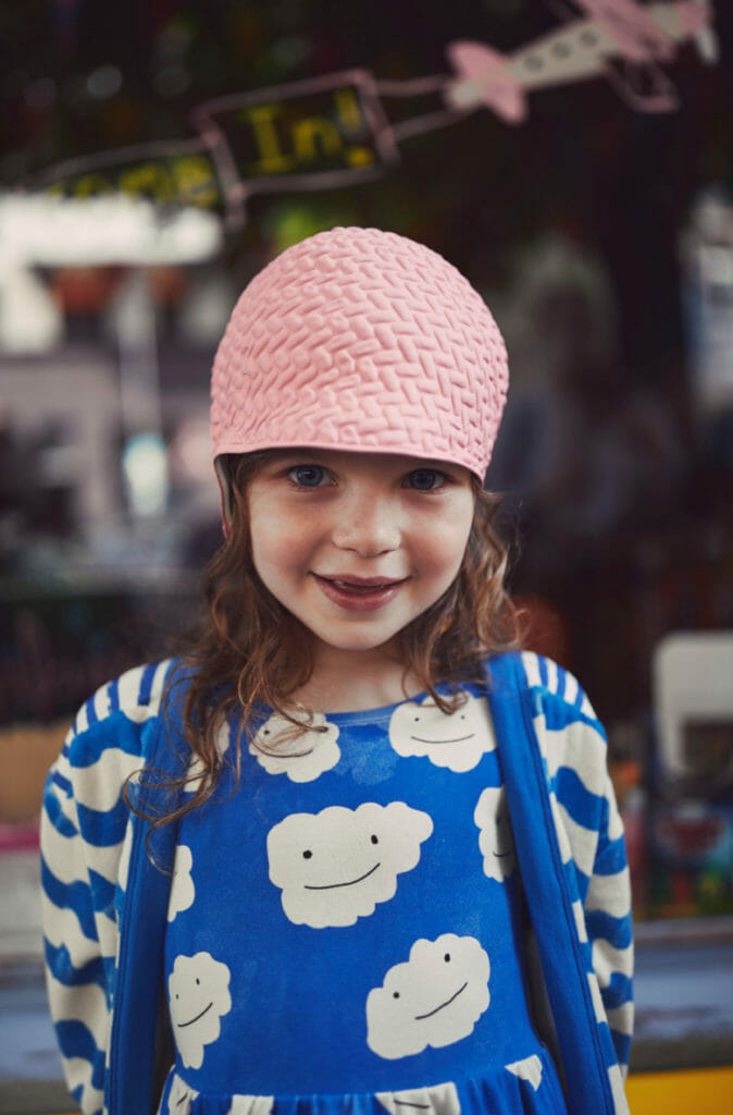 Animalympics collection by Noe & Zoe for spring/summer 2020 kidswear