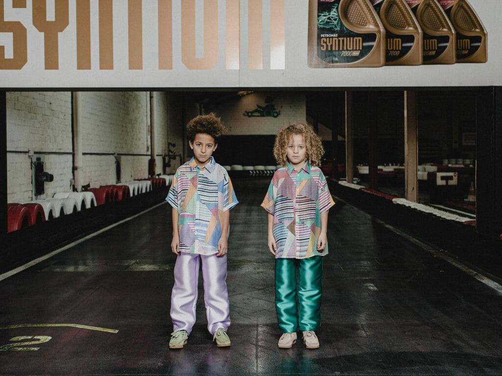 Graphic shirt prints at Boysmans for boyswear summer 2020