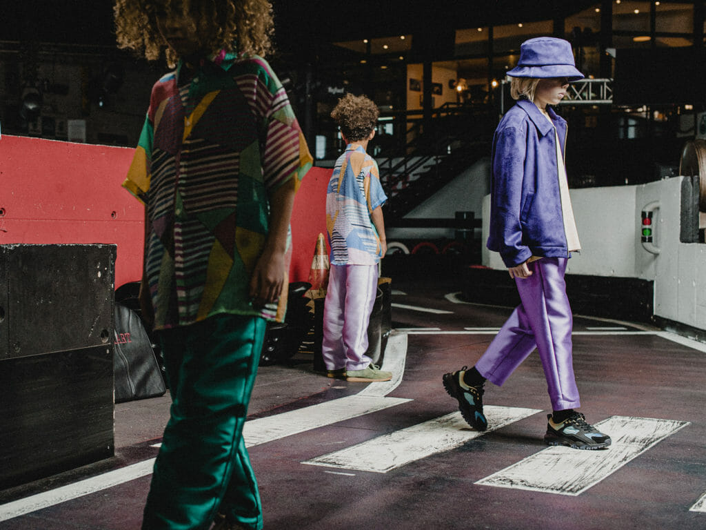 Cool boys fashion from Belgium by Caroline Bosmans for summer 2020