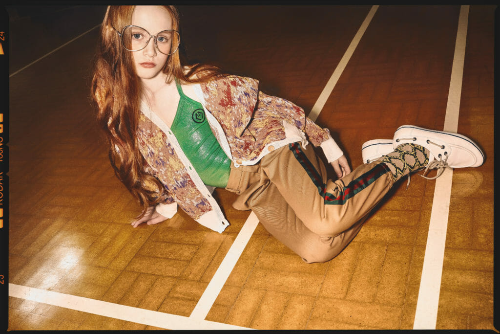 New spring/summer shoot for Milk Korea by Abi Campbell and Tracey Jacob