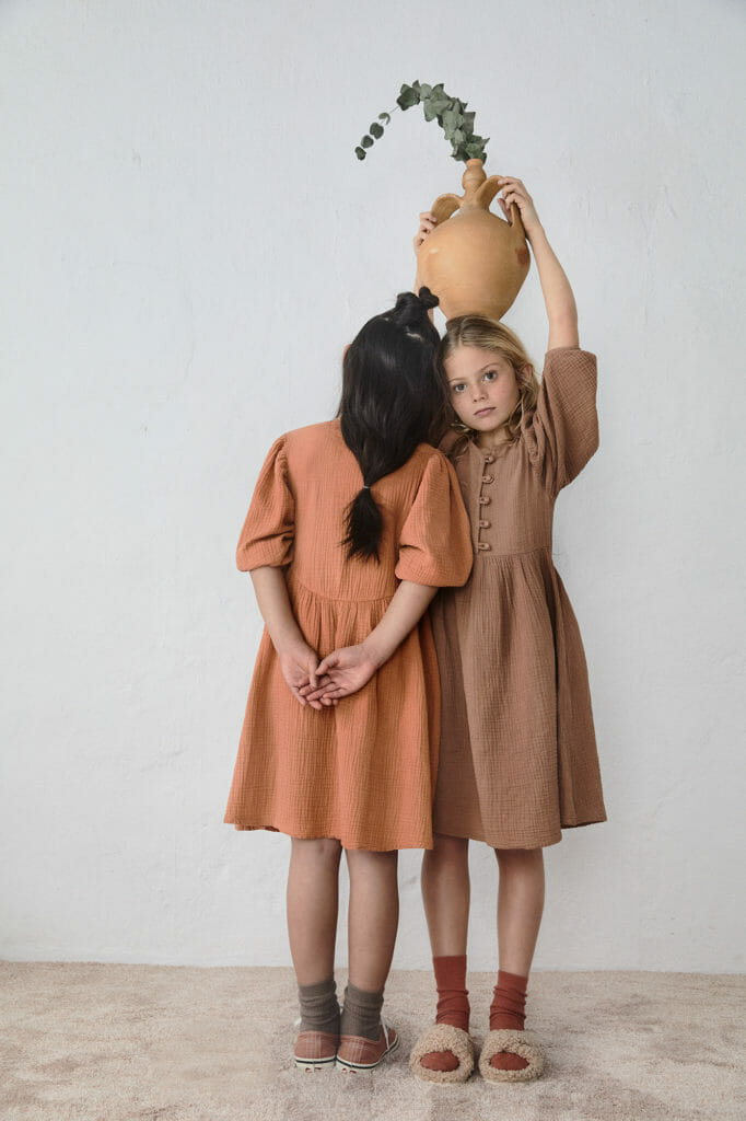Autumn/winter 2020 kids fashion by new label Jellymade