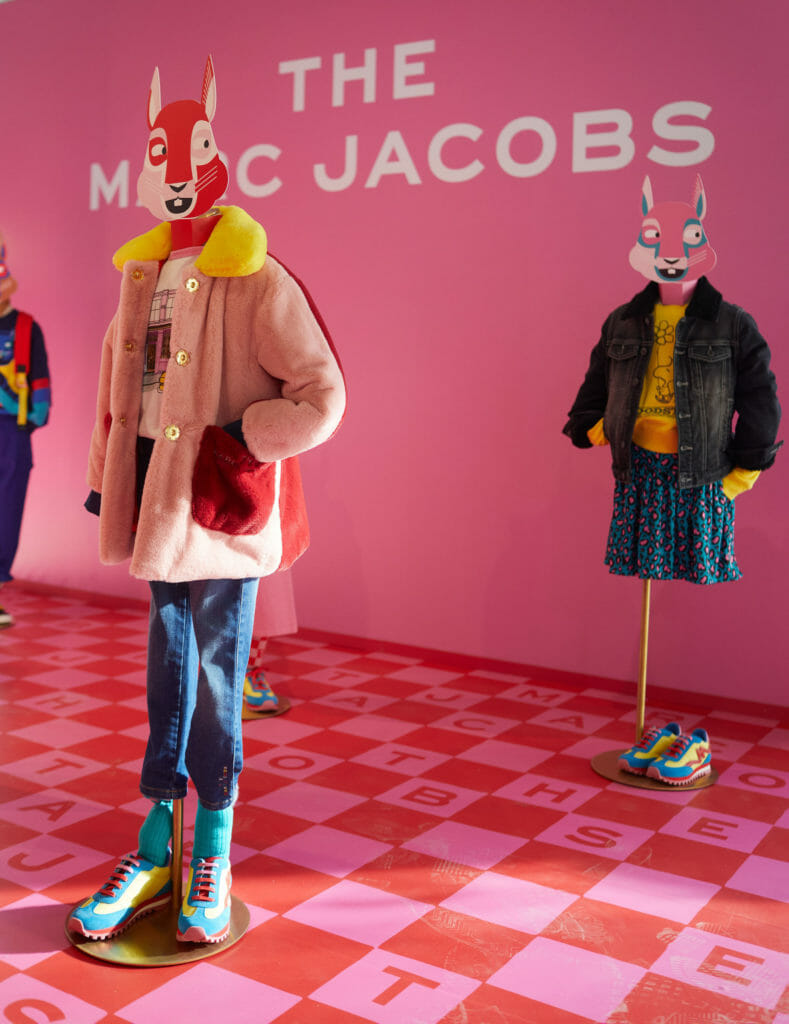 Pitti Bimbo Jan 2020 by Little Marc Jacobs for FW2020