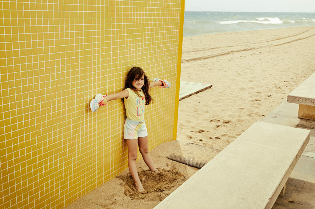 Easy to wear summer fashion from Billieblush girlswear