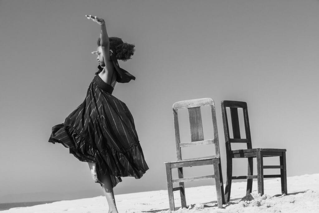 Dress by Violetta Federico kids fashion SS2020