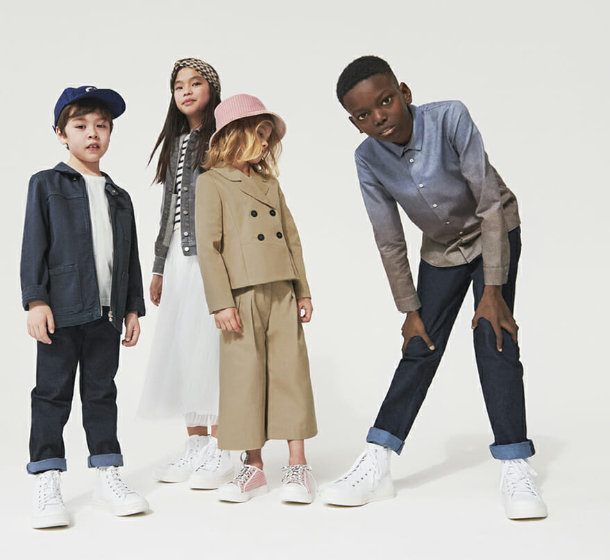 Cool Baby Dior Cool Baby Dior childrenswear collection for fall/winter 2020