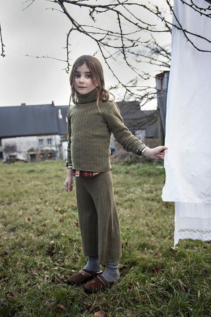 Stretchy knits at Morley for kids fashion AW2020