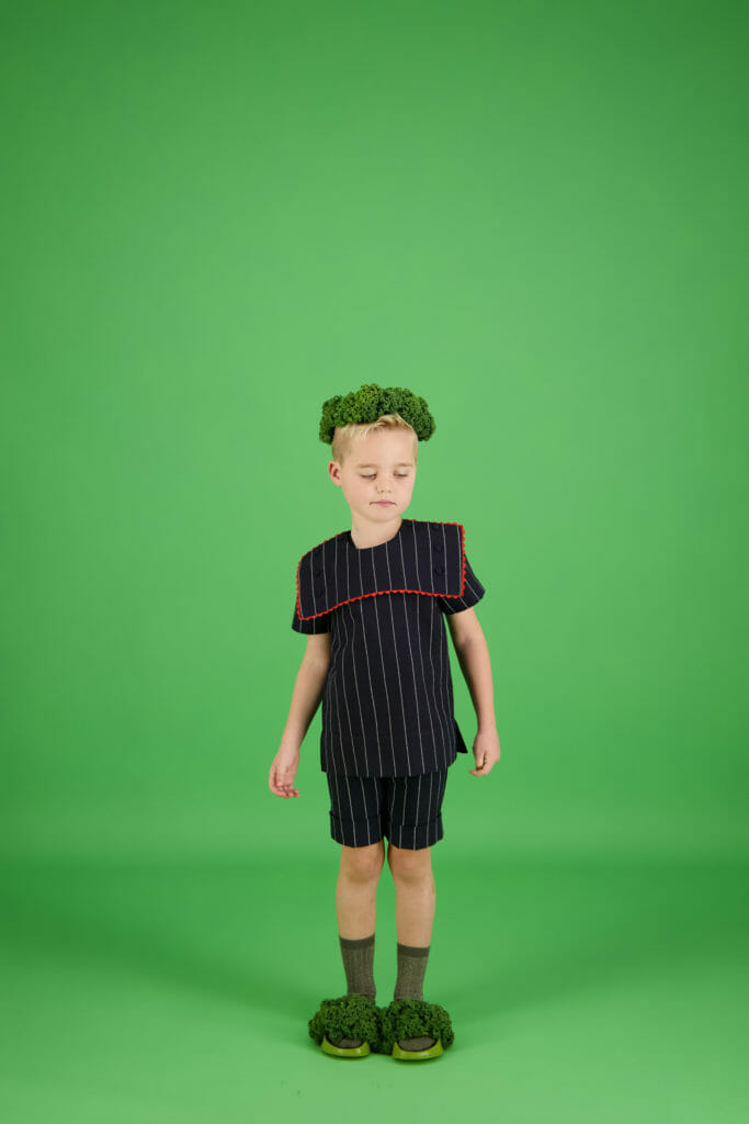 The 'Homegrown' collection from Carbon Soldier for SS21