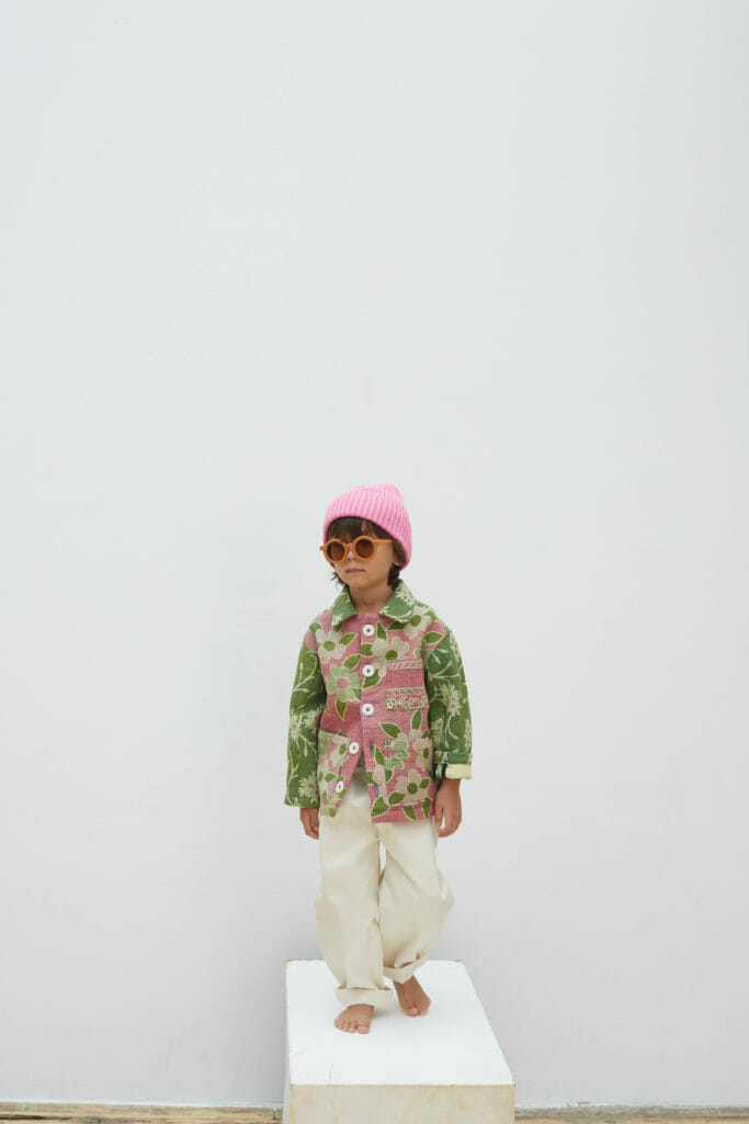Sustainable kidswear from new launch Chapter available from Sept 4th