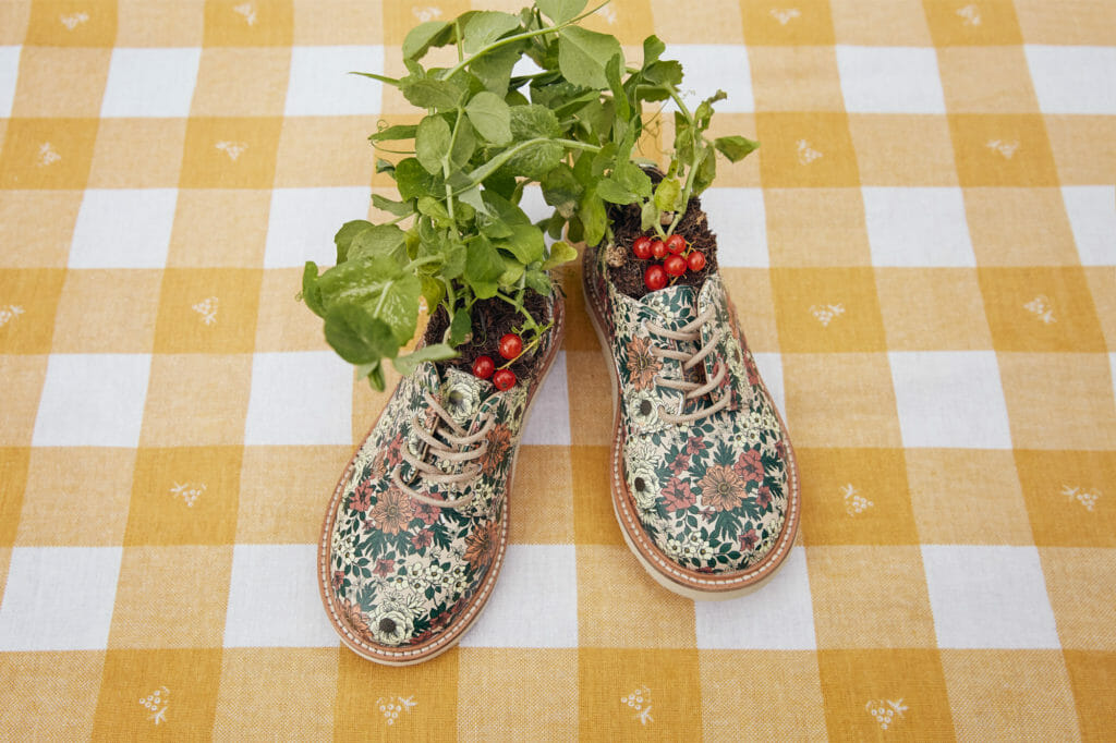 Young Soles kids footwear drawing inspiration from self sufficiency for SS21