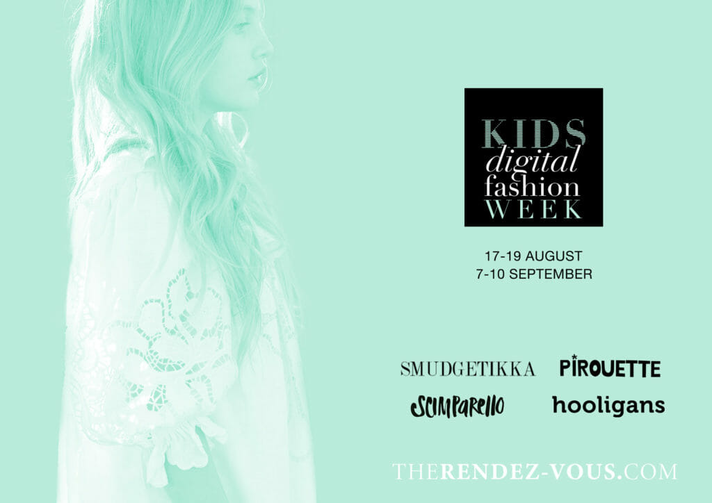 What is The Rendez-vous ? The first Digital Kids Fashion week