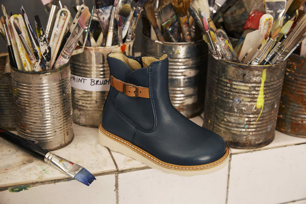 Brilliant ankle boots by Young Soles for FW20 kids footwear