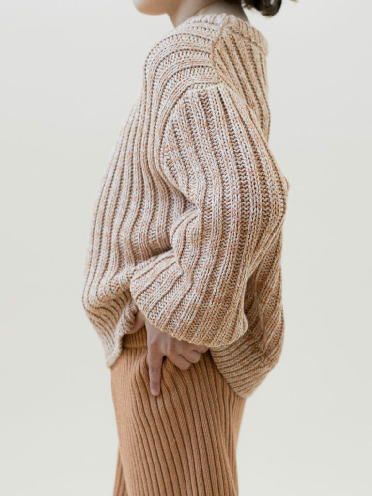 New kids knitwear brand Sunna Studios is based in New Zealand