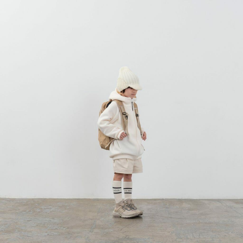 Active looks at Moun-Ten for kids fashion FW 20