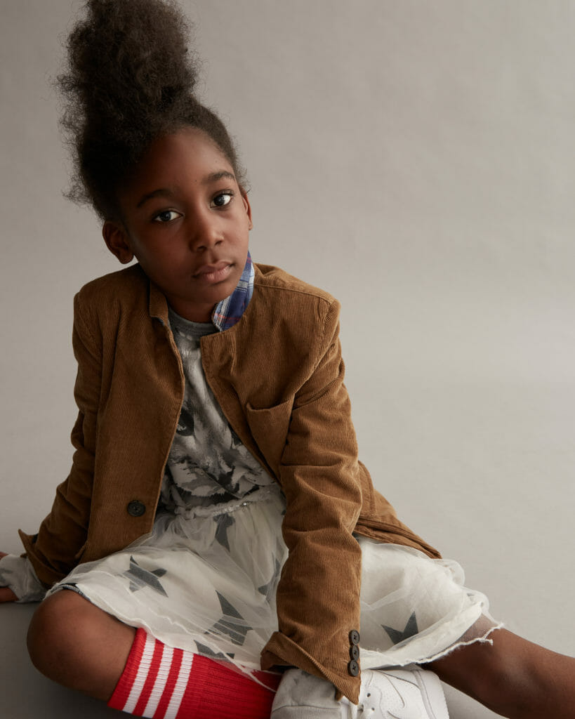Outfit from a selection at Kidswear Collective in stock currently
