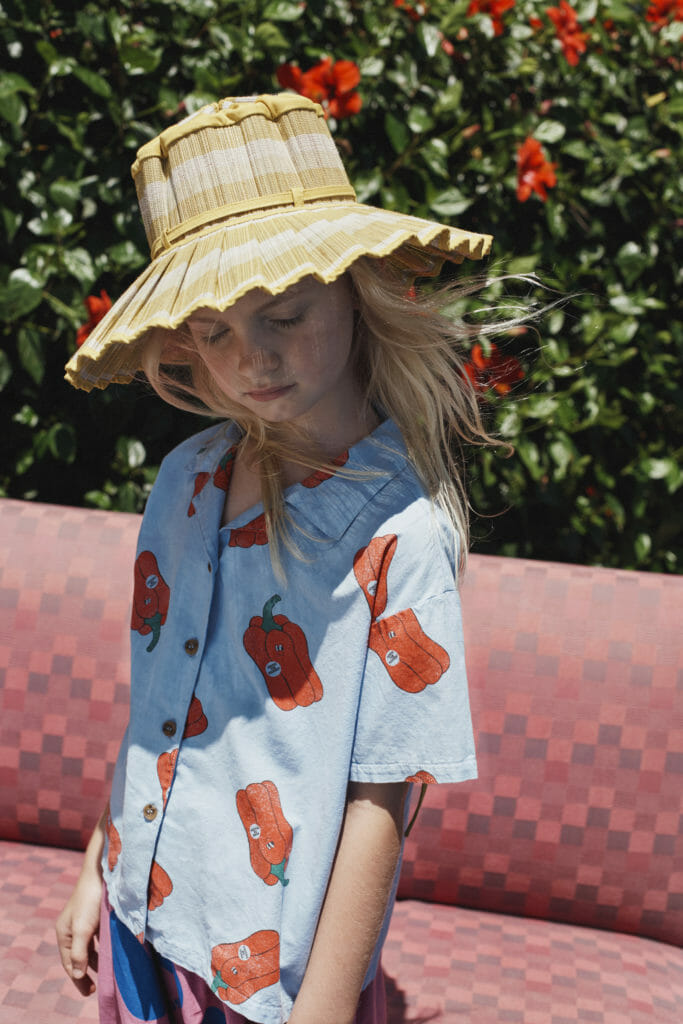 Pepper print from the Bobo Choses summer 2021 collection