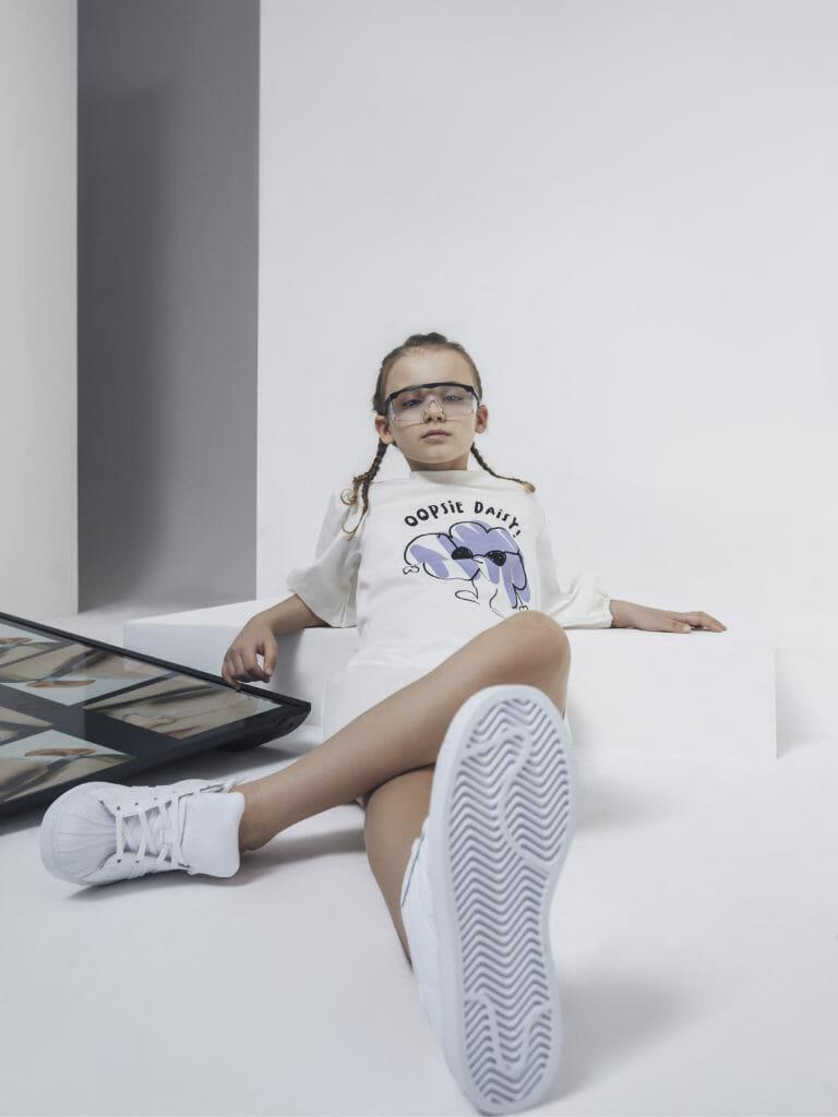 Summer in the City - Loud Apparel SS21 kidswear