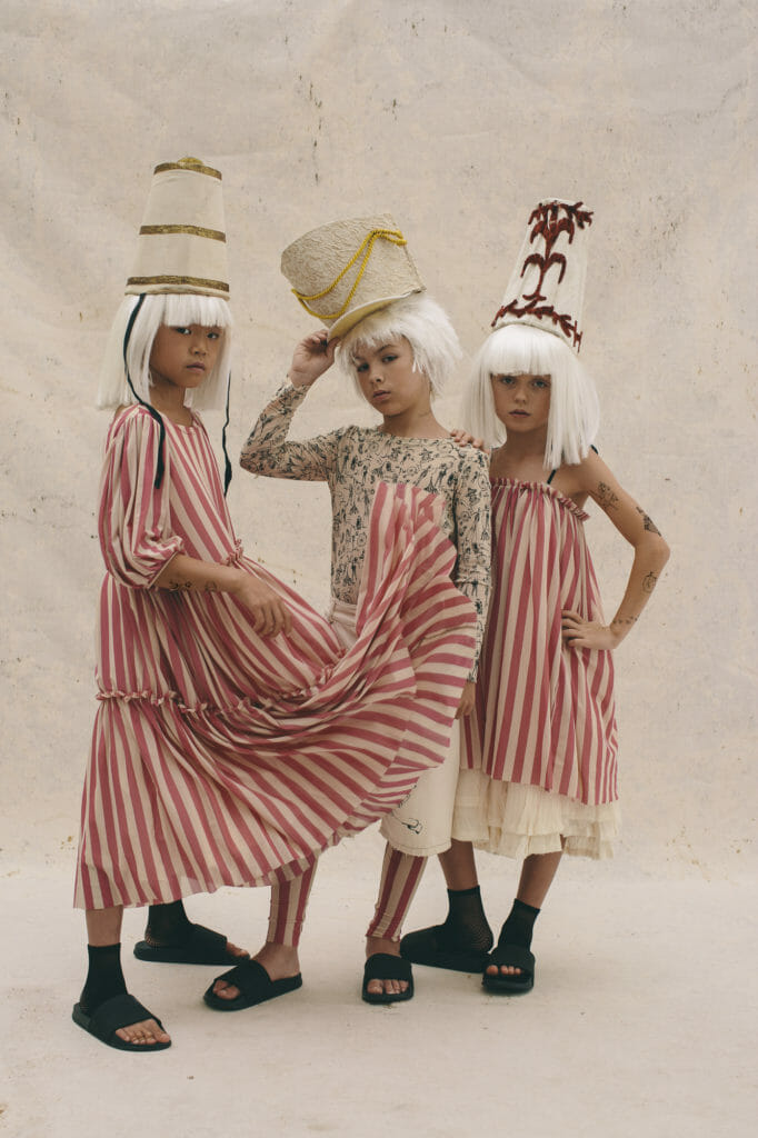 Take me Back to Coney Island by Little Creative Factory for kids fashion SS21