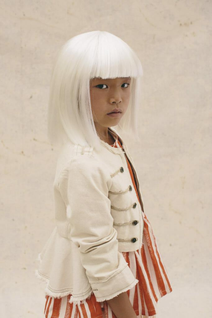 Creative kids fashion at Little Creative Factory Ss21
