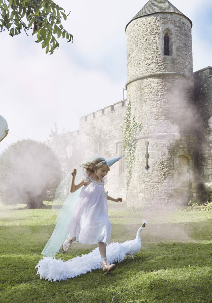 Fantasy party dresses and accessories from Meri Meri