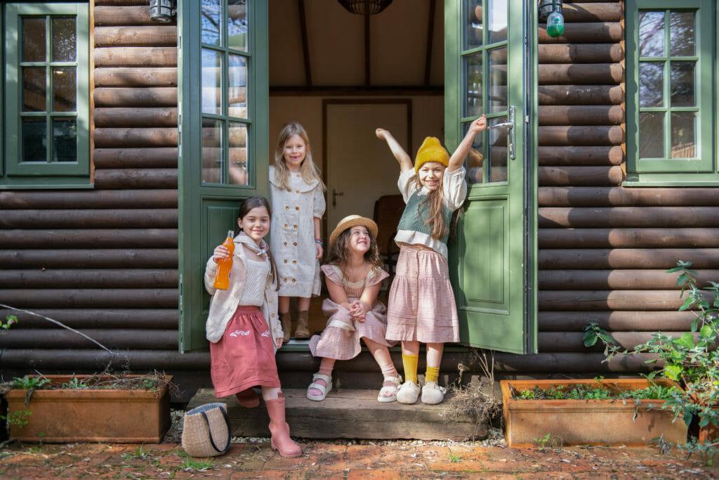 A Half Term break in a Mini Cottage for Kokori kidswear SS/2021
