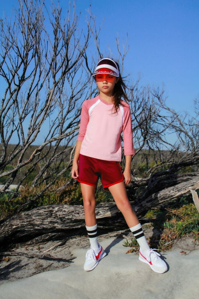 Kids Trends from The Rendezvous new addition Junior Blvd with sports style