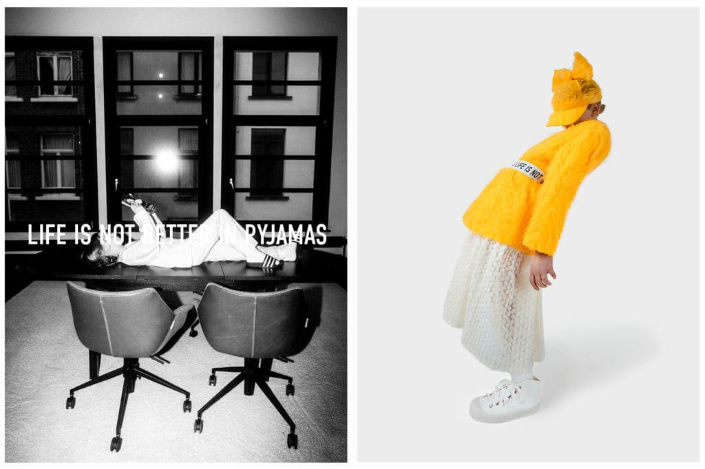 Caroline Bosmans spring/summer 2021 kids fashion collection