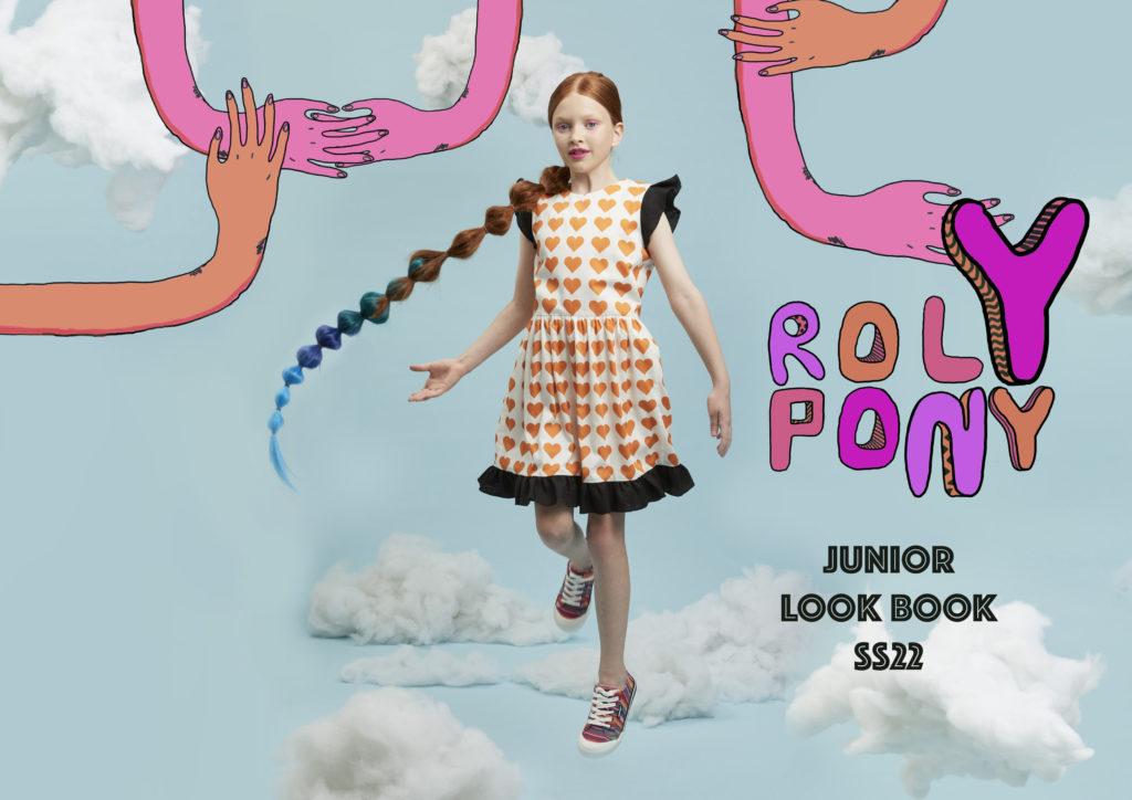 Roly Pony Junior fashion lookbook SS/2022