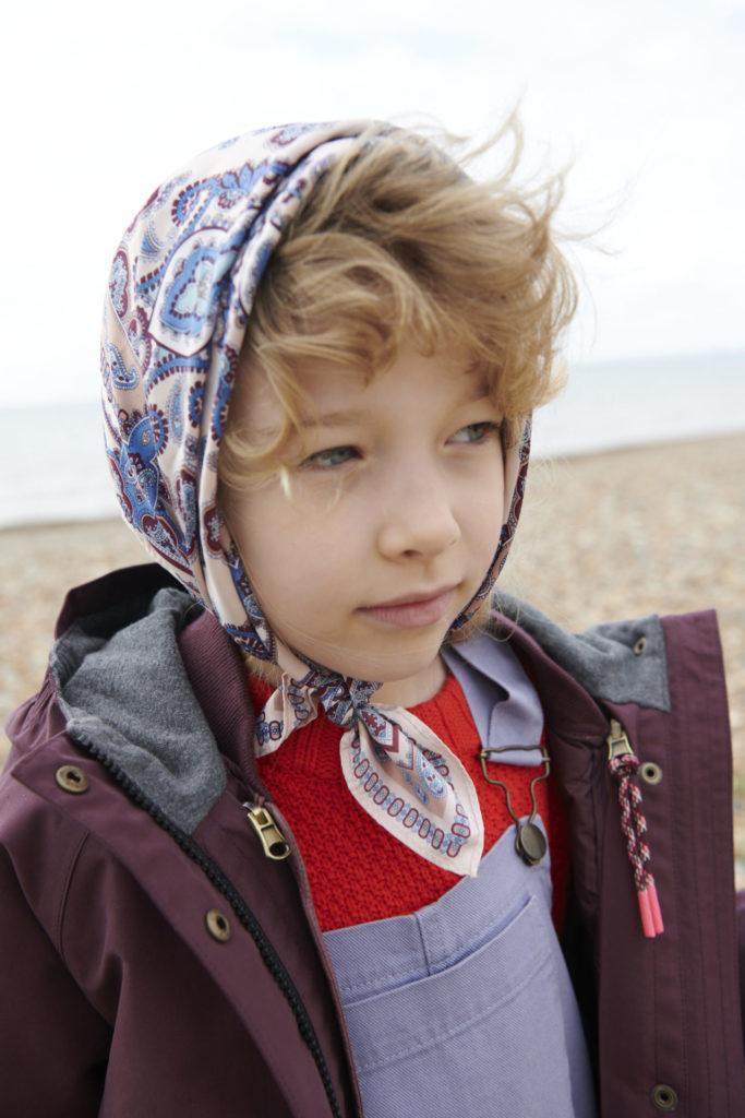 Cosy padded jackets for winter 21 by Toastie kidswear