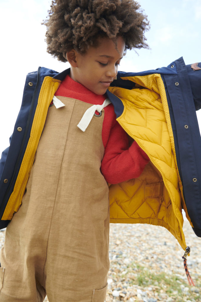 For boys and girls Toastie jackets FW21